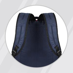 Protecta Twister Laptop Backpack Ergonomic Shoulder Straps
