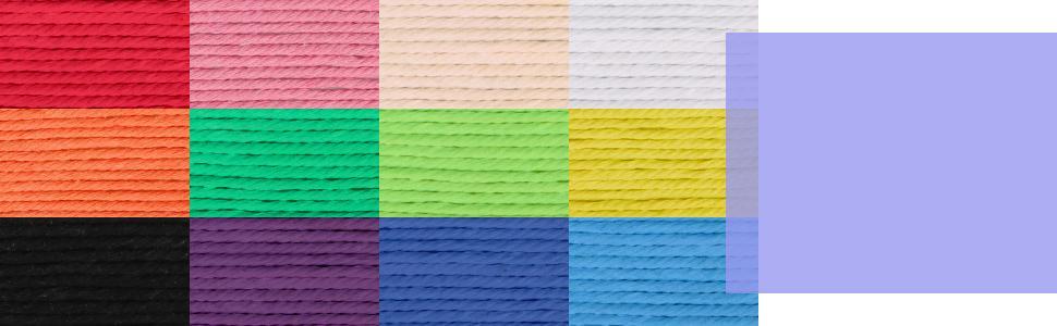 various sheen colors