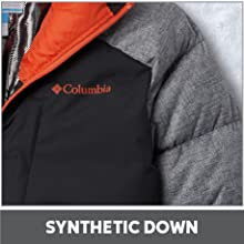 synthetic down