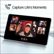 Capture Life's Moments - 13MP rear camera + 5MP front camera