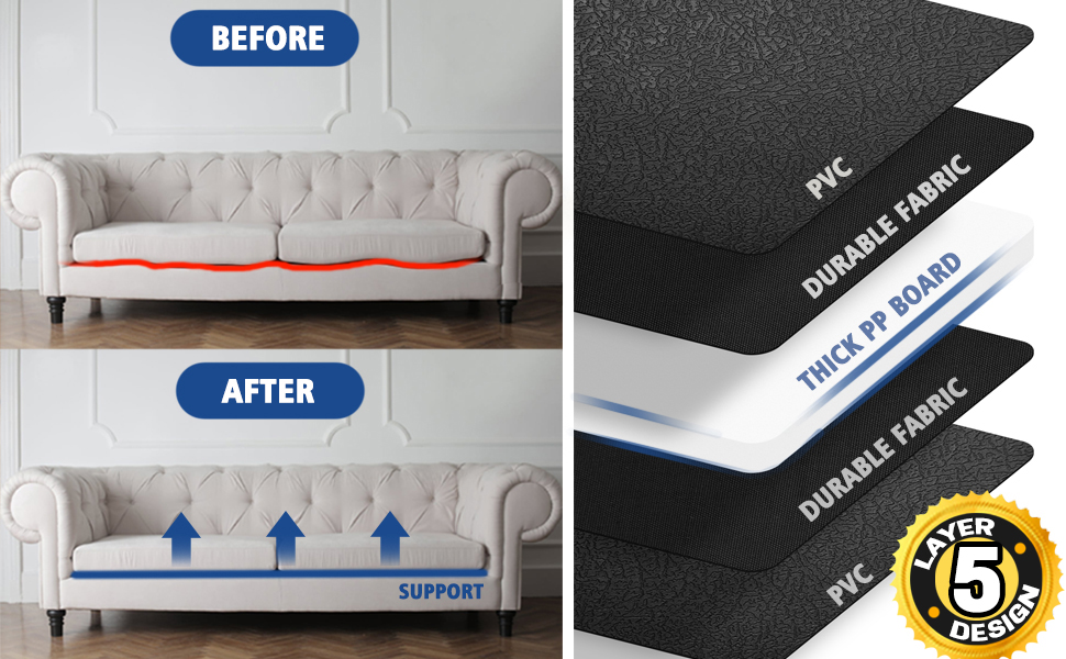 Seat Cushion Support