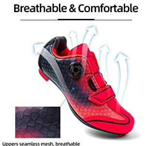 Breathable & Comfortable