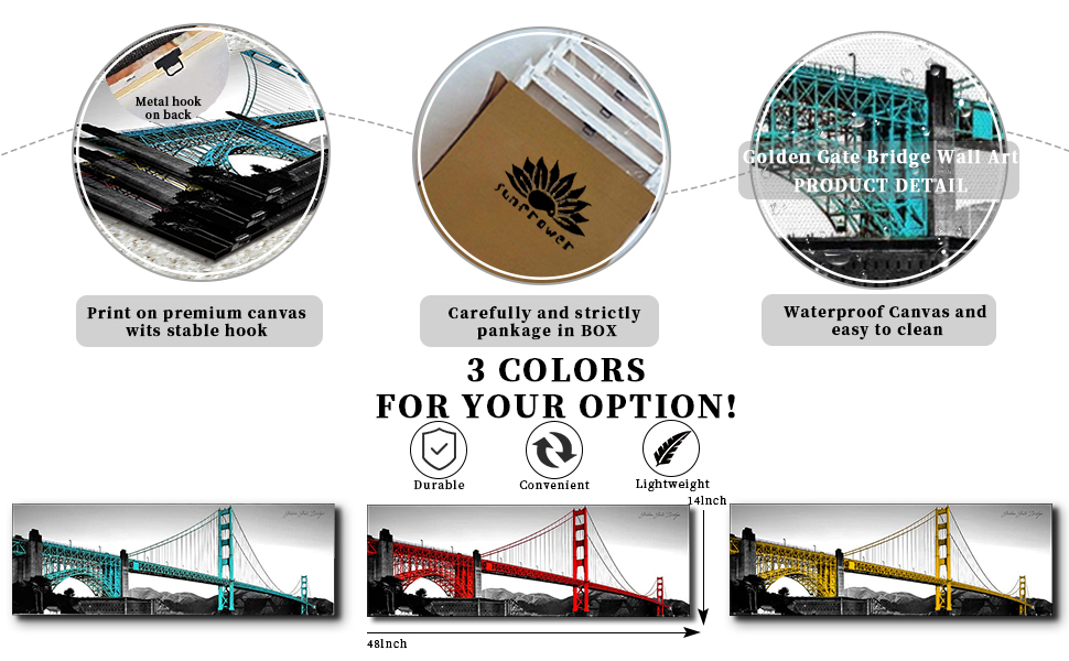 teal wall art product details