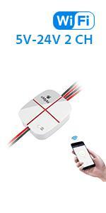 wifi switch 12v