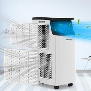Portable Air Conditioner for Room Dehumidifier 14000BTU Portable Air Conditioning for Bedroom 5