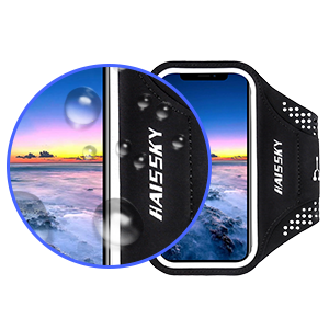 Portability Water Resistant Cell Phone Armband