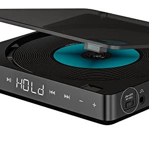 cd player with headphone jack