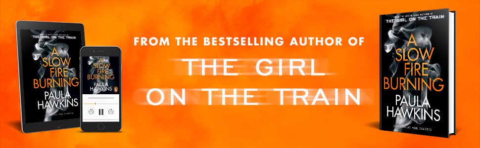 From the bestselling author of The Girl on the Train. Available in hardback, audio and ebook.