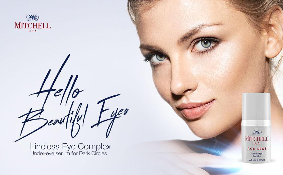 Lineless Eye Complex Under Eye Serum for Dark Circles