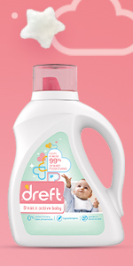 Dreft Stage 2: Active Baby