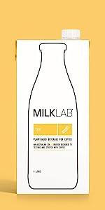 Soy Barista Milk - MILKLAB