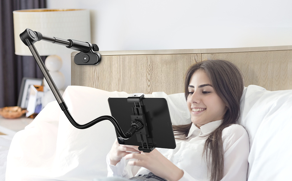 ipad stand for bed