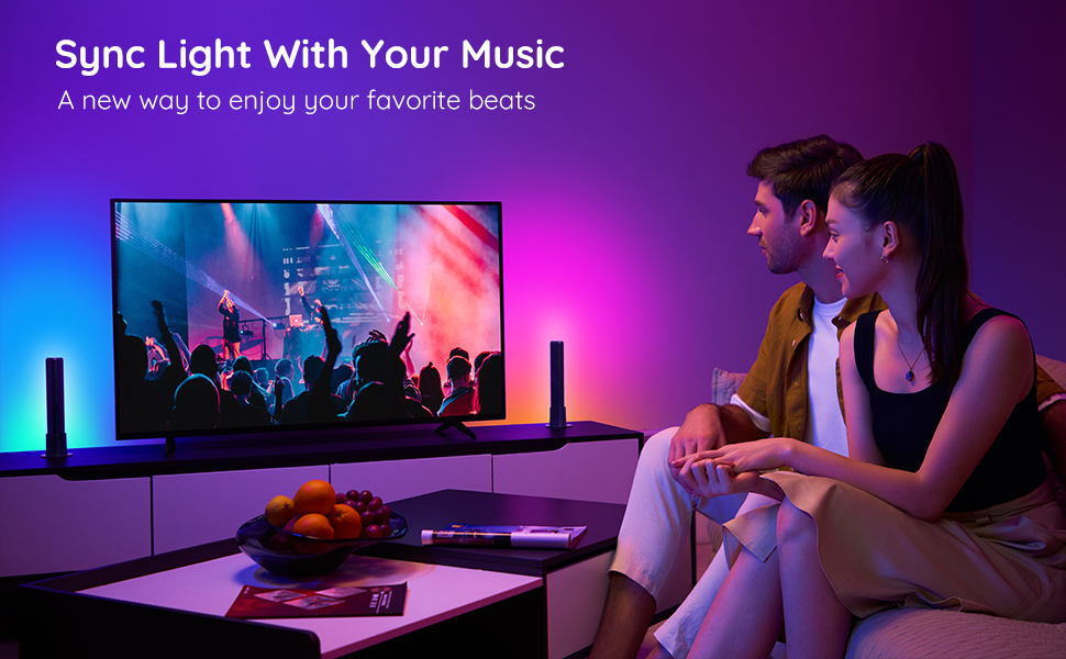 Sync Light with Your Music