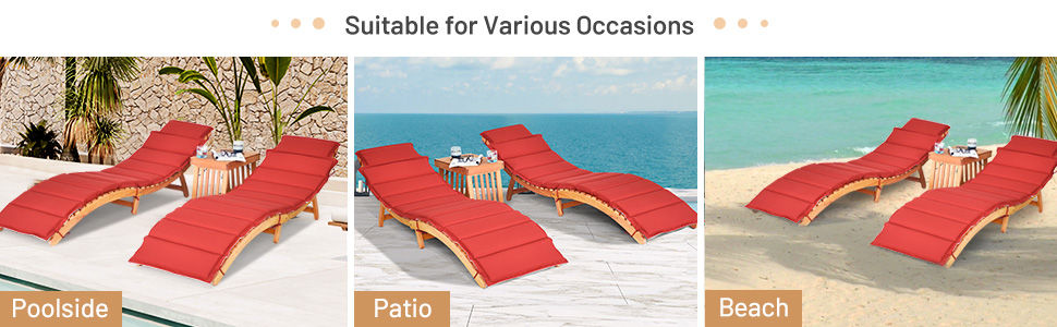 outdoor lounger chairs for heavy people
