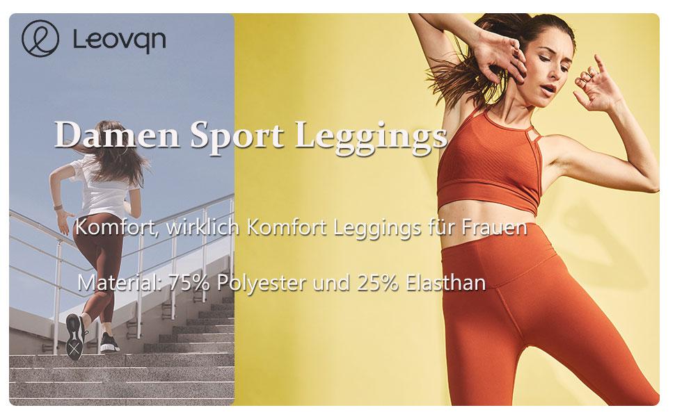 Sportlegging voor dames