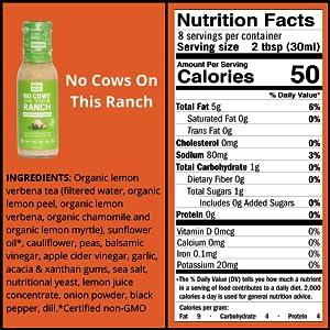 Apple Spice Vinaigrette Ingredients amp; Nutrition Information
