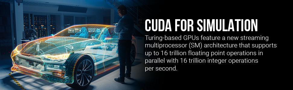 CUDA for Simulation