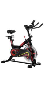 ONETWOFIT Exercise Bikes OT124