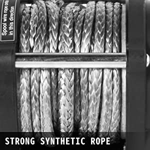 Strong Synthetic Rope