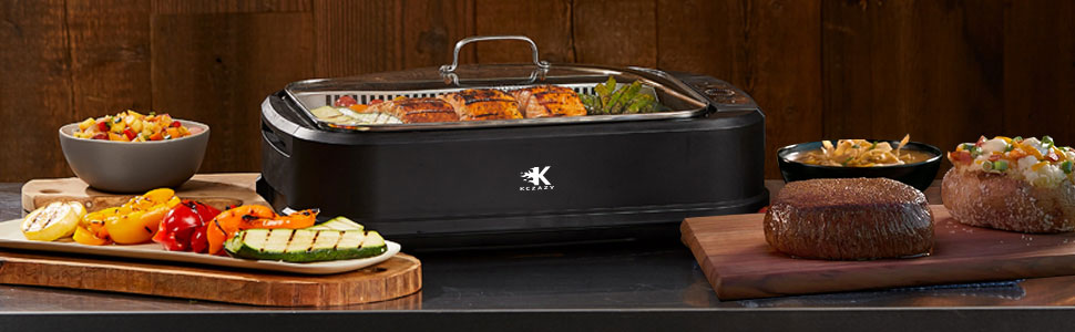 Redefining Family Grill Party Anywhere! Anytime! Any Food!
