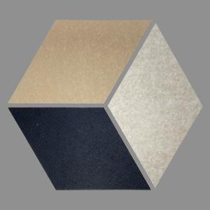 rhombus acoustic panels