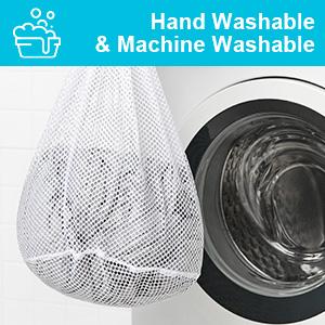 Hand Machine Washable