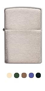 zippo chrome, lighter, regular lighter, windproof, windproof lighter, silver, silver lighter