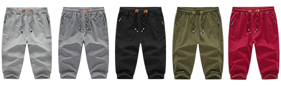3/4 cargo pants