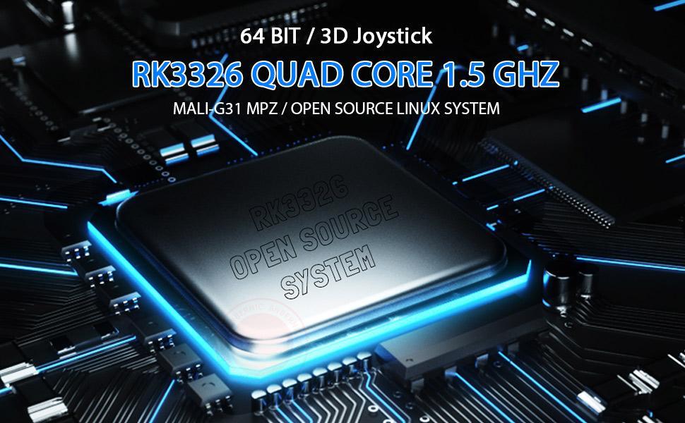 rockchip CPU RK3326