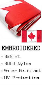VSVO Canada Flag