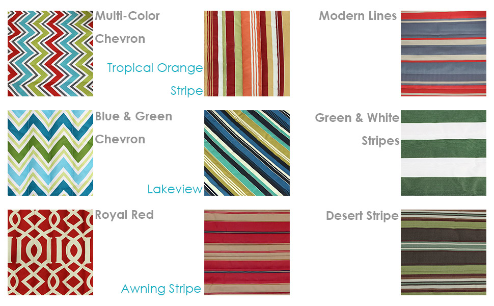 pattern choices