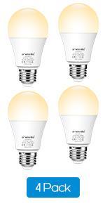 LED Sensor Light Bulbs