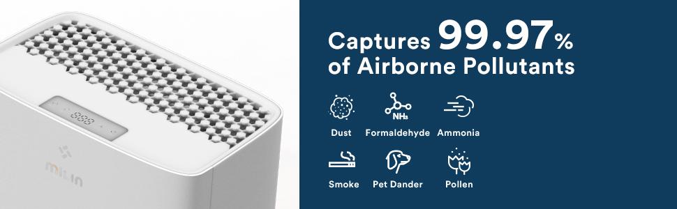 Milin Air Purifier