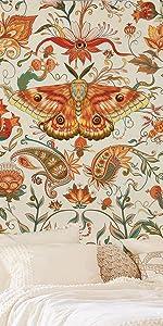 Moth Tapestry