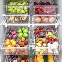 fridge storage box