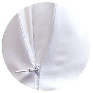 invisible zipper hidden zipper pillowcases pillow cover with zipper pillowcase zippered