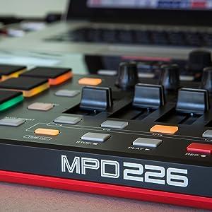 Akai professional MPD226