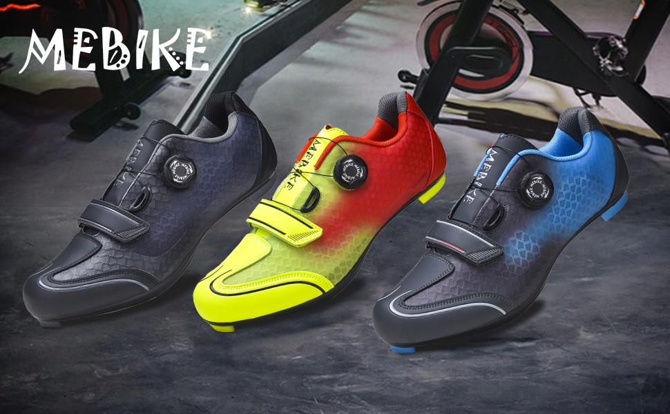 MEBIKE MENS CYCLING SHOES SCM31005