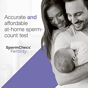 accurate and affordable at home sperm count test spermcheck fertility