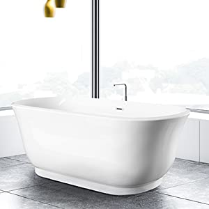extra small freestanding tub