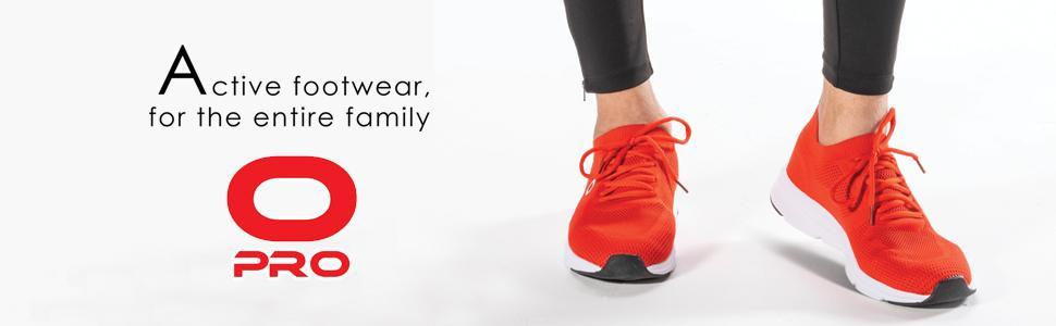 Pro Active Footwear for Men, Women & Children
