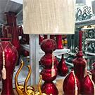 Cuidados com seu novo abajur, abajures, abajur, abajur com cupula, joelma decorações