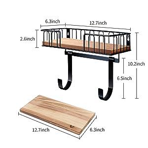 ironing board wall mount