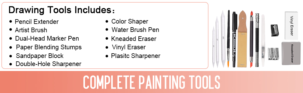 WATERCOLOR achieve an effect similar to a watercolor pen, with bright colors and soft colors