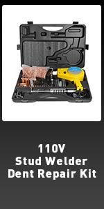 Stud Welder Dent Repair Kit