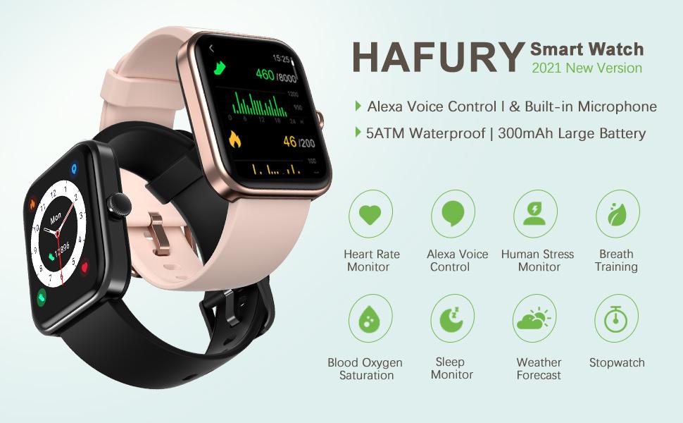 alexa smart watch for android phones iphone esmart watch woman watch wacht for women men wrist zmart