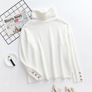 snugwind Women's Turtleneck Sweater