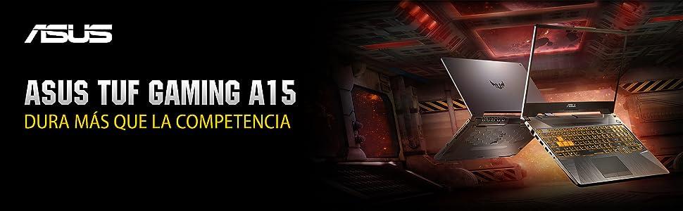 ASUS TUF A15 FA506IU-HN278 - Ordenador portátil Gaming 15.6