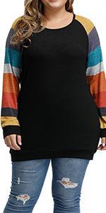 AG553-彩虹袖