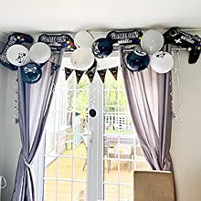 game party decoration